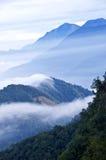 Όμορφα βουνά της Ταϊβάν Στοκ Εικόνα