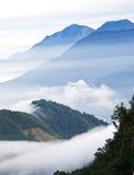 Όμορφα βουνά της Ταϊβάν Στοκ Εικόνες