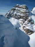 όμορφα βουνά Στοκ Εικόνα