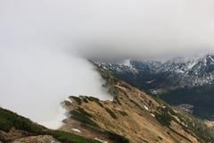 όμορφα βουνά Στοκ φωτογραφίες με δικαίωμα ελεύθερης χρήσης