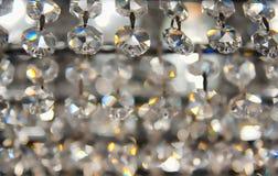 όμορφα διαμάντια ανασκόπησ Στοκ Εικόνες