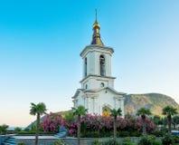όμορφα θρησκευτικά κτήρια Στοκ Εικόνα