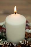 Όμορφα κεριά στο σπίτι Στοκ φωτογραφίες με δικαίωμα ελεύθερης χρήσης