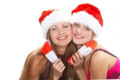 όμορφα κορίτσια Στοκ φωτογραφία με δικαίωμα ελεύθερης χρήσης