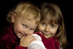 Όμορφα κορίτσια Στοκ εικόνες με δικαίωμα ελεύθερης χρήσης