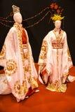 Όμορφα κοστούμια στο φεστιβάλ της Ανατολής στη Ρώμη Ιταλία Στοκ Φωτογραφία