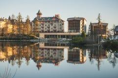 όμορφα κτήρια Στοκ φωτογραφία με δικαίωμα ελεύθερης χρήσης