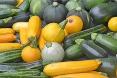 Όμορφα λαχανικά στην αγορά στοκ φωτογραφία