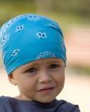όμορφα μάτια αγοριών Στοκ Φωτογραφίες
