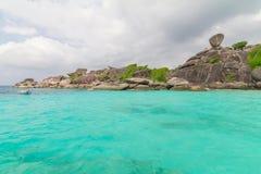 Όμορφα νησιά Στοκ Εικόνες