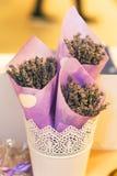 όμορφα λουλούδια ανθοδ Κατάστημα δώρων στοκ εικόνες