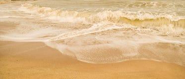 Όμορφα παραλία & x28 άμμου sandy& x29  Στοκ φωτογραφία με δικαίωμα ελεύθερης χρήσης
