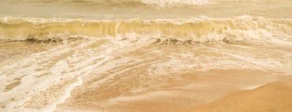 Όμορφα παραλία & x28 άμμου sandy& x29  Στοκ εικόνες με δικαίωμα ελεύθερης χρήσης
