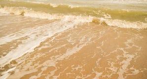 Όμορφα παραλία & x28 άμμου sandy& x29  Στοκ Φωτογραφία
