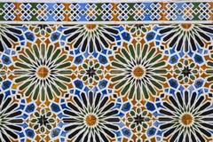 Όμορφα πορτογαλικά κεραμίδια Στοκ φωτογραφία με δικαίωμα ελεύθερης χρήσης