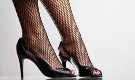 όμορφα πόδια Στοκ Φωτογραφία