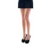 Όμορφα πόδια γυναικών στοκ φωτογραφίες με δικαίωμα ελεύθερης χρήσης