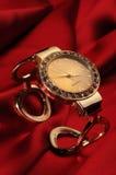 όμορφα ρολόγια Στοκ Εικόνες