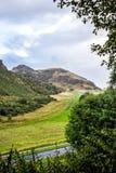Όμορφα σκωτσέζικα βουνά Στοκ φωτογραφία με δικαίωμα ελεύθερης χρήσης