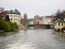 Όμορφα σπίτια στην Ευρώπη Στοκ εικόνες με δικαίωμα ελεύθερης χρήσης