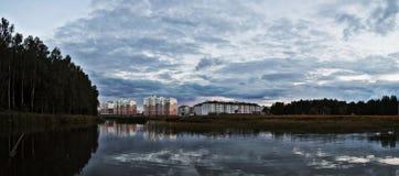 Όμορφα τοπία της φύσης της Λευκορωσίας στοκ φωτογραφίες με δικαίωμα ελεύθερης χρήσης