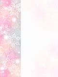 όμορφα Χριστούγεννα ανασκόπησης Στοκ Εικόνες