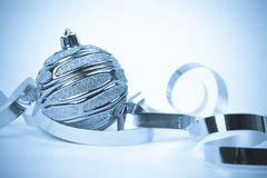 όμορφα Χριστούγεννα ανασ&ka Στοκ Φωτογραφία
