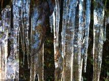 Όμορφα iciles Στοκ φωτογραφίες με δικαίωμα ελεύθερης χρήσης