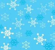 όμορφα snowflakes απεικόνιση αποθεμάτων