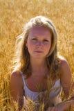 όμορφα womans πορτρέτου Στοκ εικόνες με δικαίωμα ελεύθερης χρήσης