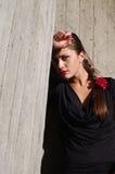 όμορφες αδύνατες νεολαί& Στοκ φωτογραφία με δικαίωμα ελεύθερης χρήσης