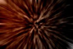 Όμορφες ακτίνες του φωτός Στοκ Φωτογραφία