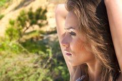 όμορφες ανατολικές μέσε&sig Στοκ Φωτογραφίες