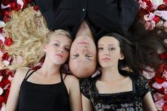 όμορφες γυναίκες Στοκ Εικόνα