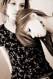 όμορφες γυναίκες Στοκ εικόνες με δικαίωμα ελεύθερης χρήσης