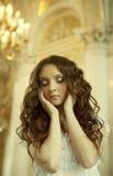 όμορφες γυναικείες βικ& Στοκ φωτογραφία με δικαίωμα ελεύθερης χρήσης
