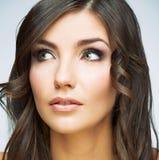 όμορφες θηλυκές πρότυπε&sigm Στοκ Εικόνες