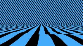 Όμορφες καμμμένες στούντιο ζώνες της μπλε απόχρωσης απόθεμα βίντεο