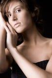 όμορφες νεολαίες γυναικών πορτρέτου ψηλές στοκ φωτογραφία με δικαίωμα ελεύθερης χρήσης