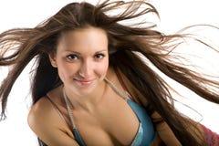 όμορφες νεολαίες γυναικών στοκ φωτογραφίες