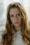 όμορφες νεολαίες γυναικών potrait Στοκ φωτογραφίες με δικαίωμα ελεύθερης χρήσης