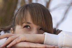 όμορφες νεολαίες κορι&tau Στοκ εικόνες με δικαίωμα ελεύθερης χρήσης