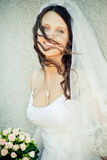 όμορφες νεολαίες νυφών στοκ φωτογραφία με δικαίωμα ελεύθερης χρήσης