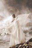 όμορφες νεολαίες νυφών Στοκ Εικόνες