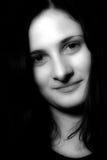 όμορφες νεολαίες πορτρέ&ta Στοκ Εικόνα