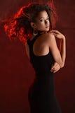 όμορφες νεολαίες γυναικών πορτρέτου στοκ φωτογραφία με δικαίωμα ελεύθερης χρήσης