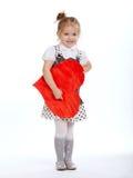 όμορφες νεολαίες καρδιών κοριτσιών στοκ φωτογραφία με δικαίωμα ελεύθερης χρήσης
