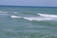 Όμορφες παραλίες και οι κίνδυνοι Rip των ρευμάτων στοκ εικόνα με δικαίωμα ελεύθερης χρήσης