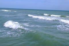 Όμορφες παραλίες και οι κίνδυνοι Rip των ρευμάτων στοκ εικόνες με δικαίωμα ελεύθερης χρήσης