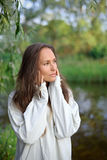 όμορφες περιμένοντας νε&omicron Στοκ φωτογραφία με δικαίωμα ελεύθερης χρήσης
